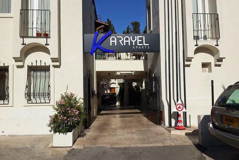 karayel apart hotel bodrum